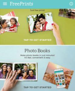 FreePrints Loot- Get Free Photo Album