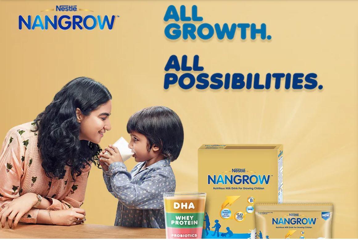 Nestle Lybrate Banner Nangrow